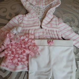 💞Ralph Lauren Velour Set💞